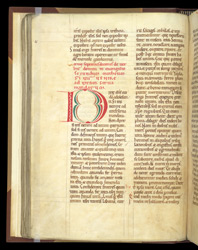 Sermon on the Gospel of Matthew, In A Volume Of Works By St. Augustine And Others f.44v